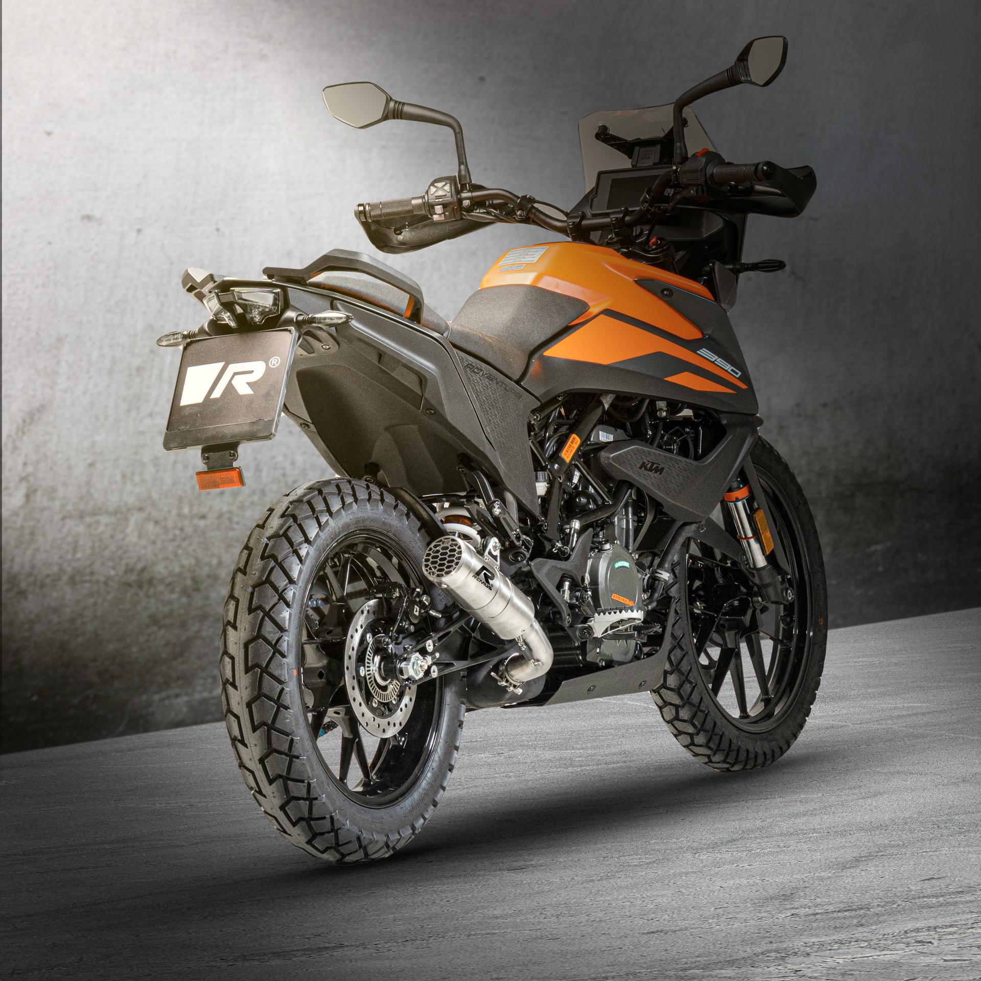 NEUENTWICKLUNG  MC 2021 | #03 KTM Adventure 390