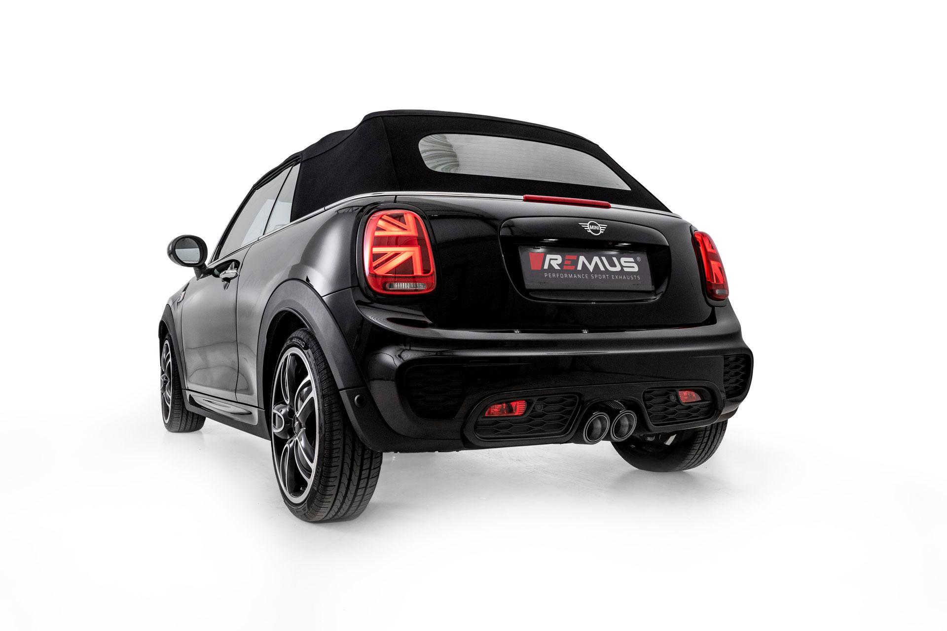 NEUENTWICKLUNG 2021 | #07 MINI JCW F56, Typ FML2/ MINI JCW F57 Cabrio, Typ WJ91