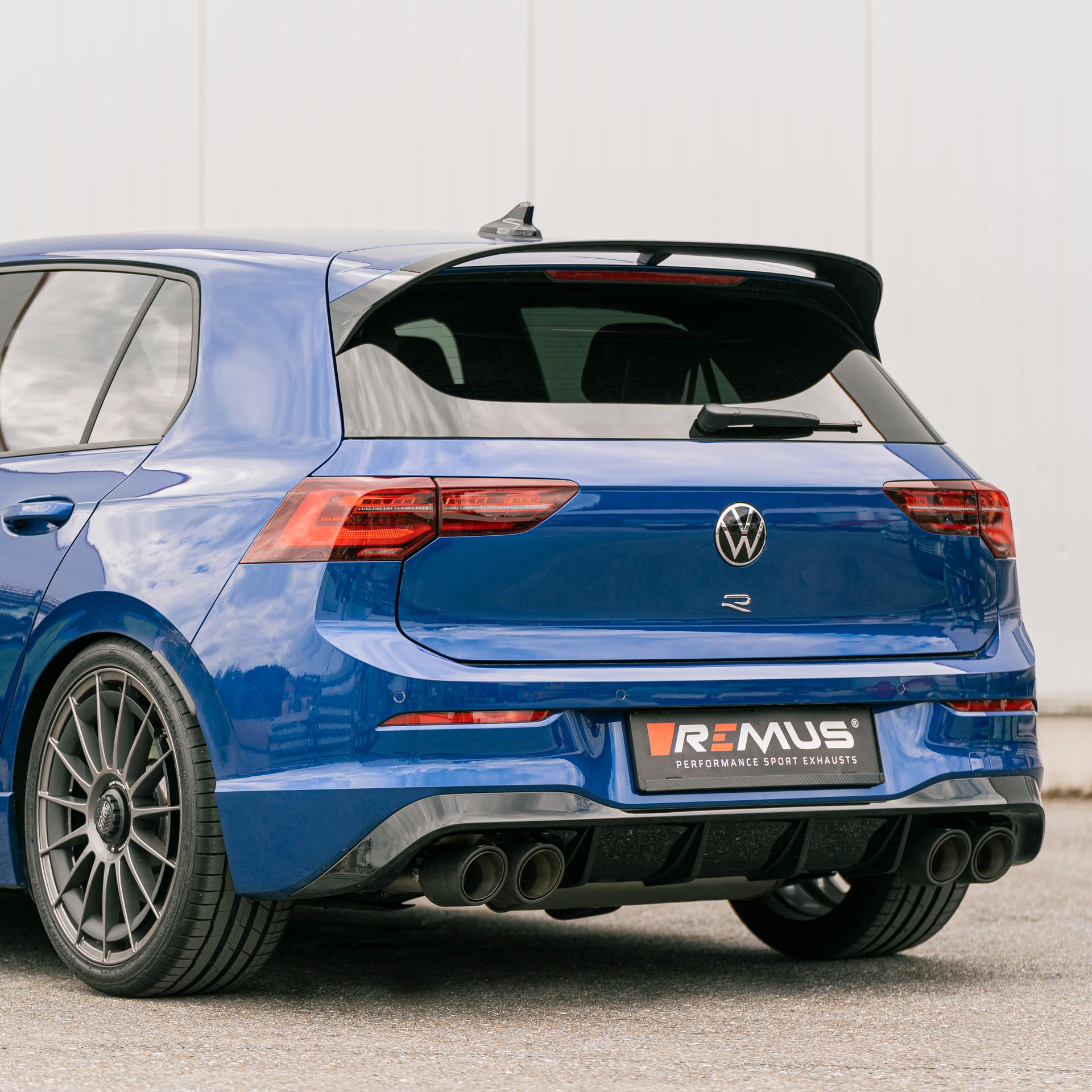 NEUENTWICKLUNG 2021   #17 VW Golf VIII R, 4 Motion